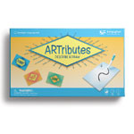 ARTributes Mid Elementary Reading & Language Arts game