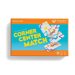 Corner Center Match Early Elementary Math & STEM game