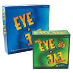 Eye to Eye and More Eye to Eye Set Family Reading & Language Arts game