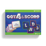 Get 4 & Score Upper Elementary Reading & Language Arts game