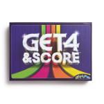Get 4 & Score Upper Elementary Reading & Language Arts game