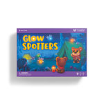 Glow Spotters Early Elementary Math & STEM game