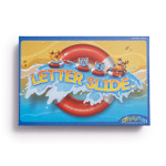 Letter Slide Early Elementary Reading & Language Arts game