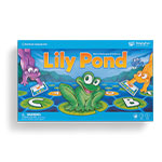 Lily Pond Preschool Reading & Language Arts game