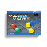 Marble Matrix Mid Elementary Math & STEM game