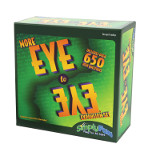 Eye to Eye Expansion: More Eye to Eye Family Reading & Language Arts game