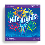Nite Lights Upper Elementary Life & Thinking Skills game