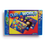 Our World Puzzle Set Preschool Social Sciences & Studies game