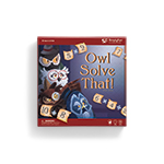 Owl Solve That! Upper Elementary Math & STEM game