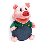 Pickles Pig Puppet Preschool Life & Thinking Skills game