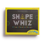 Shape Whiz Upper Elementary Math & STEM game
