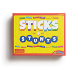 Sticks & Stunts Family Math & STEM game