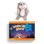 Tibbar Puppet and Wake Up Stars Preschool Reading & Language Arts game