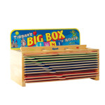 Tibbar's Big Box of Words Preschool Reading & Language Arts game