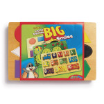 Tibbar's Little Hands Big Smiles Preschool Math & STEM game