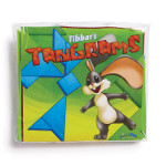 Tibbar's Tangrams Preschool Math & STEM game