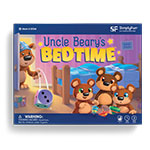 Uncle Beary's Bedtime Preschool Math & STEM game