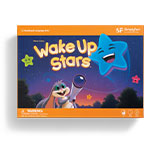 Wake Up Stars Preschool Reading & Language Arts game