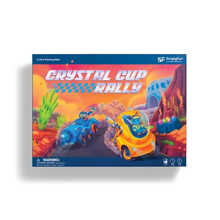 SimplyFun releases new game, Crystal Cup Rally