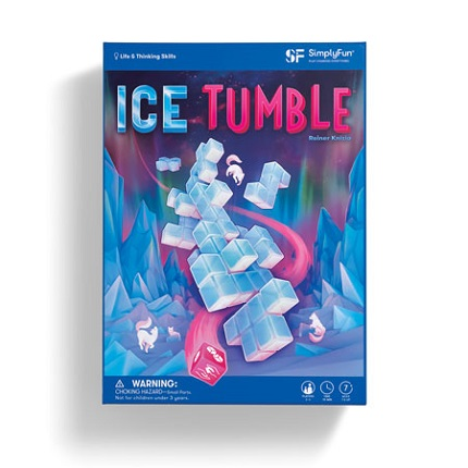 SimplyFun releases new game, Ice Tumble