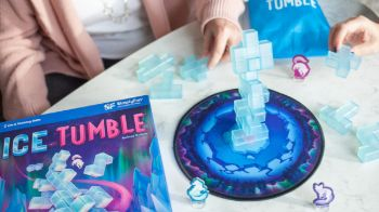 SimplyFun Blog - Ice Tumble: SimplyFun's Newest Life & Thinking Skills Game! - Image