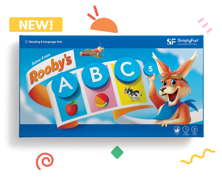 May New Release - Rooby's ABCs