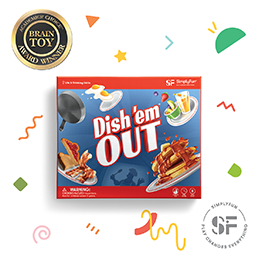 Dish em Out wins Academics Choice Award