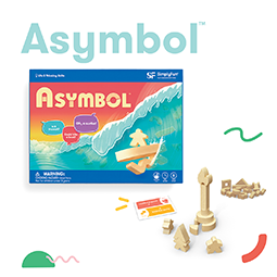 Asymbol - SimplyFun Releases New Life & Thinking Skills Game